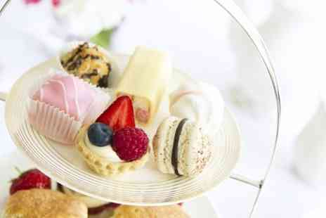 The Corinthian Restaurant - Afternoon Tea With Sparkling Wine For Two  - Save 45%
