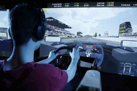 Race Zone - F1 Racing Simulator Experience - Save 32%