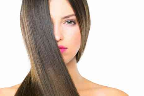 VA Salon - Cut and Blow-Dry With Kerastase Treatment - Save 70%