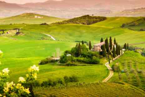 Villa Margherita - Three nights half board in Tuscany with spa access and more - Save 68%