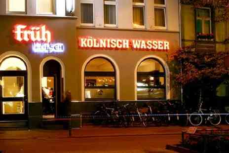 Hotel Kolnisch - One Night Stay For Two With Breakfast, Welcome Drink and Restaurant Coupon - Save 0%