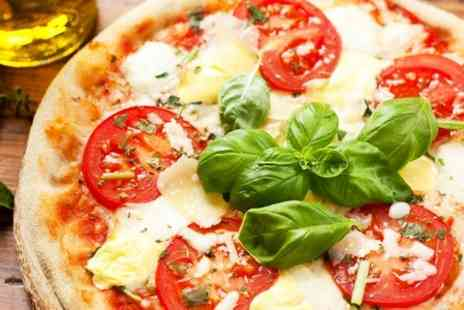 Papagee - Pizza or Pasta Meal For Two  - Save 50%