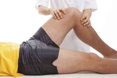 The Proactive Physiotherapy Clinic - Half Hour  Sports Massage  - Save 53%