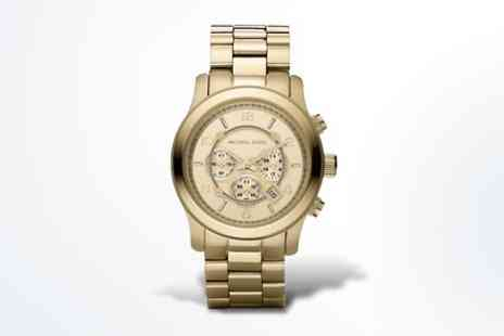 Photo Direct - Michael Kors Watch With Free Delivery  - Save 50%