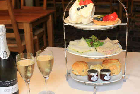 The Old Station Inn - Afternoon tea for two - Save 37%