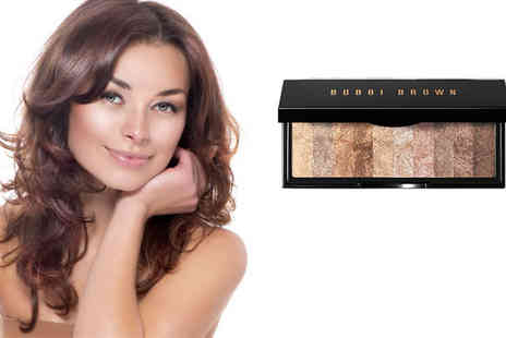 TLC Holdings - Bobbi Brown Shimmer Brick Eye Palette and Smoky Eye Mascara - Save 44%