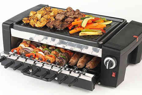 eCom Group  - Roto Griddle Table Top Electric Grill - Save 0%