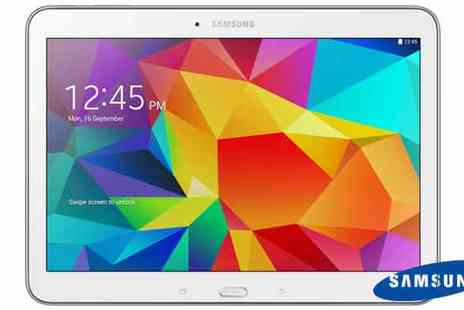 Photo Direct - Samsung Galaxy Tab 4 in Choice of Size and Colour - Save 36%
