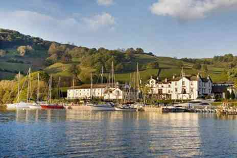 Low Wood Bay  -  Windermere Resort Stay with Prosecco  - Save 36%