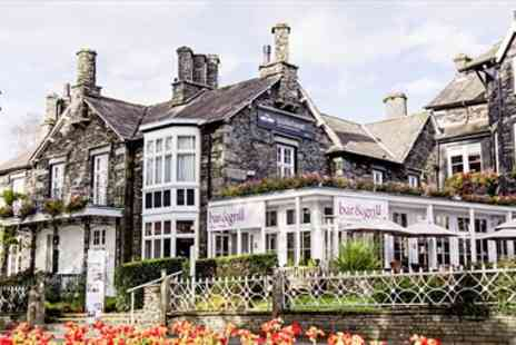 Waterhead Hotel  - Ambleside Lakeside Stay including  Fizz  - Save 48%