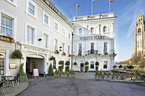 The Bulldog Hotel Group - Two Night Riverside Break in Historic Lincolnshire Market Town - Save 58%