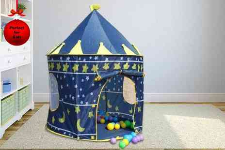 FAFO  - Magical pop up play tent in a choice of Two designs - Save 70%