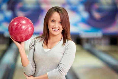 Perfection Sports and Leisure - Game of bowling for Two and burger each - Save 61%