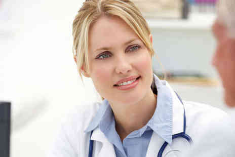 UK Health Screening - Health Assessment with 12 Month Health Plan - Save 74%