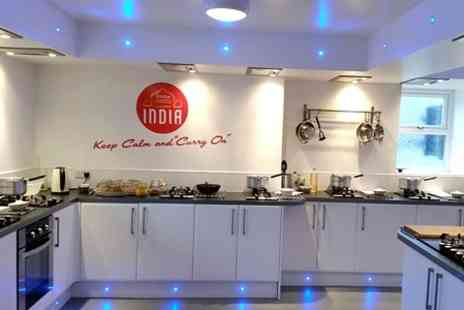 Little India Cookery Classes - Three Hour Indian Cookery Class - Save 52%
