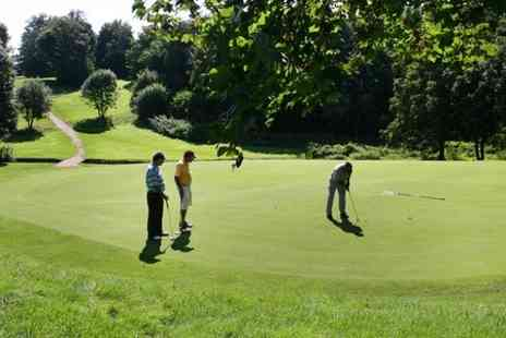 Bushey Hall Golf Club - 18 Holes With Coffee For Two - Save 52%