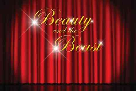 The London Pantomime - Ticket to Beauty and The Beast With The London Pantomimers - Save 44%