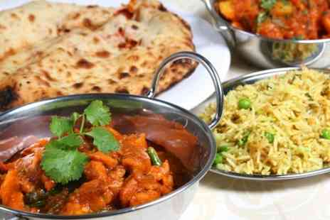 Cinnamon Tandoori Restaurant - Two Course Indian Meal For Two - Save 55%
