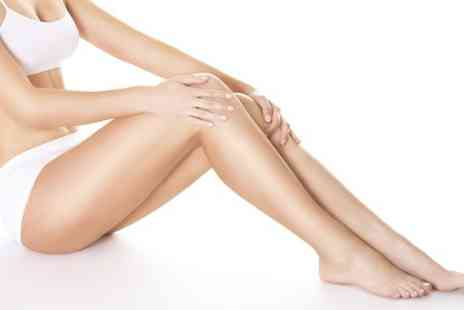 SHR Hair Removal -  Eight Sessions of IPL Hair Removal - Save 89%