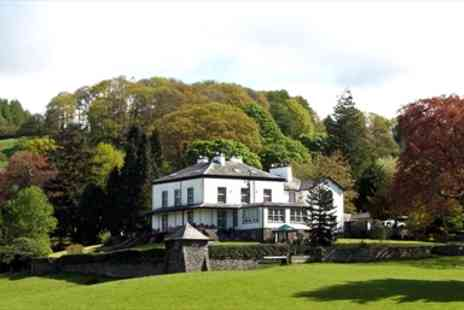 Ees Wyke Country Hotel - Two Night Lake District Stay with 5 Course Meal - Save 54%