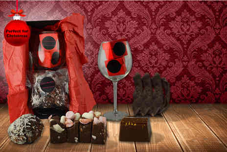 Lady Chocolate - Luxury chocolate gift box - Save 60%