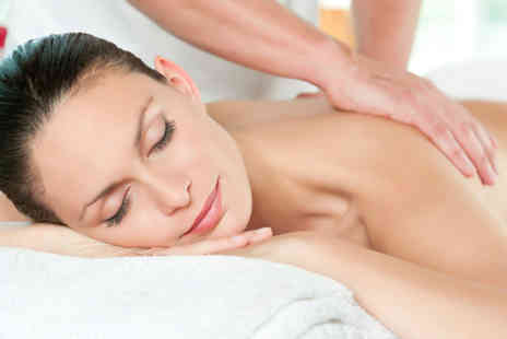 Rolle Therapy - One hour deep tissue, hot stone or Swedish massage plus a One day spa pass - Save 48%