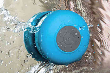 avenrepublic - Bluetooth Shower Speaker - Save 80%