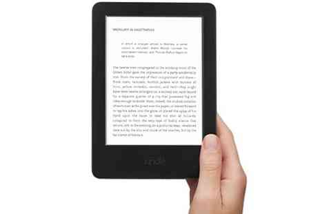Photo Direct - Kindle 6 inch Glare Free Touchscreen Display E-Reader or  WiFi  - Save 0%