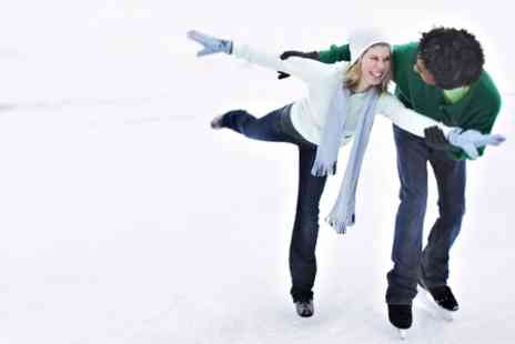 Telford Ice Rink - Two Hour Skating Session With Skate Hire - Save 61%
