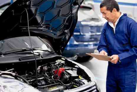 White Rose Automotive - Car Check Up and Oil Top Up  - Save 58%