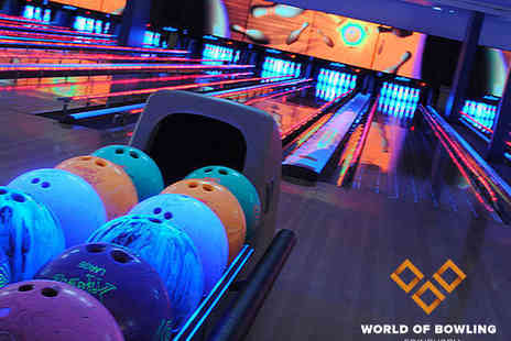 Corn Exchange Village - Tenpin Bowling for up to Six  with One Large Pizza - Save 57%