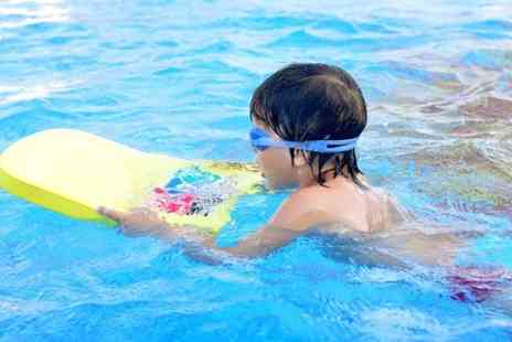 Learn 2 Swim - Four Sessions to Swimming Lessons - Save 51%