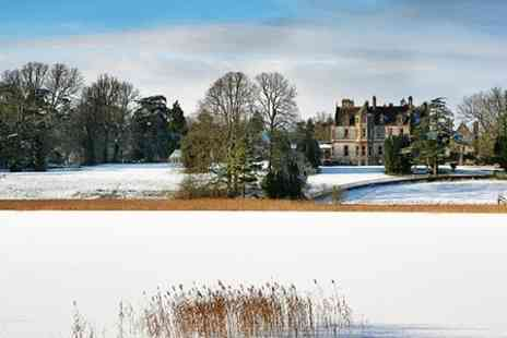 Castle Leslie Estate - One Night B&B Stay For Two With Bubbly, Chocolates and €50 Resort Credit  - Save 45%