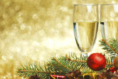Toast Cafe Bar - tickets to Christmas Eve party  - Save 52%