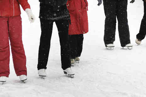 ParadICE Leisure - Family ice skating session  - Save 60%