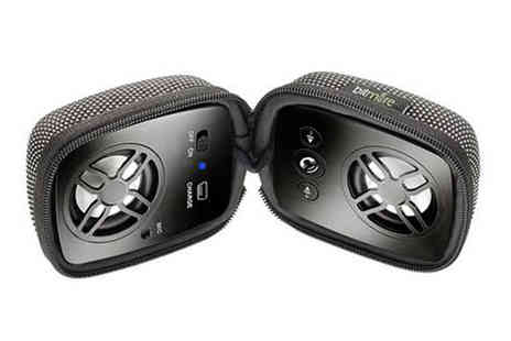 Electro Tycoon - Bitmore e Scape Bluetooth Speaker with Speakerphone - Save 39%