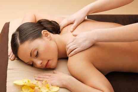 Gloss & Glow - One hour full body massage and a 30 minute facial  - Save 68%