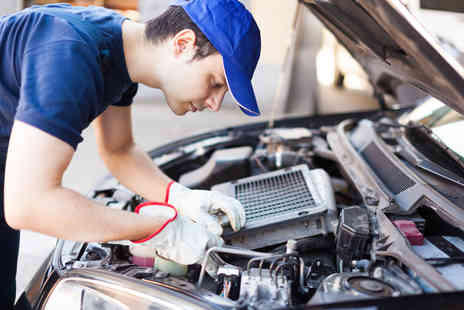 Tiburon Automotive - Car MOT test, for a service - Save 69%