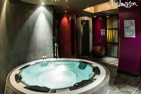 Malmaison Spa - Spa Day with Choice of Treatment, a Glass of Prosecco, and Use of Facilities for One  - Save 50%