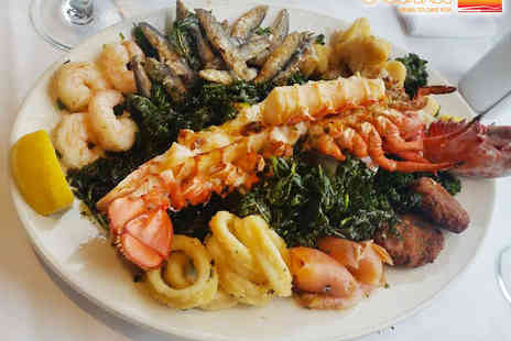 Sheldrakes - Seafood and Lobster Platter - Save 0%