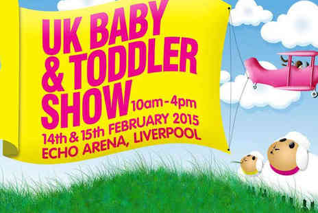 Echo Arena Liverpool - Two Tickets to UK Baby & Toddler Show - Save 65%