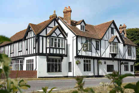 The Lambert Arms - Two Night Chiltern Hills Stay for Two People with Breakfast - Save 51%