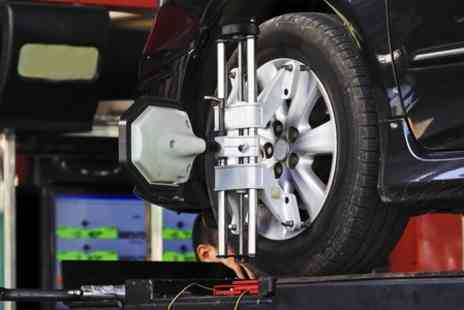 A140 Cars - 67-Point Service With Wheel Alignment Check  - Save 65%