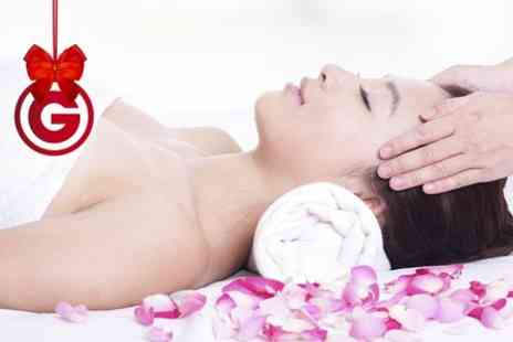 Fusion Beauty and Health - Microdermabrasion or Facial With Indian Head Massage  - Save 0%