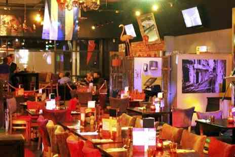 The Cuban - Choice of Tapas and Steak With Mojito  - Save 57%