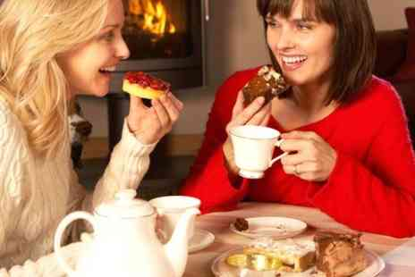 Eleven - Afternoon Tea For Two  - Save 52%