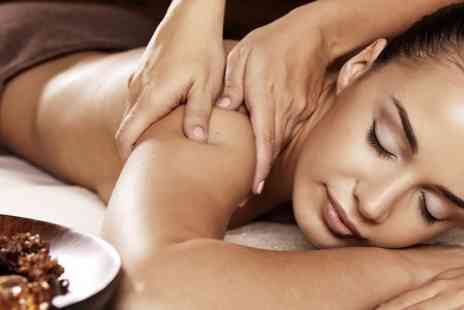 The Attic - Choice of Massage Plus Facial - Save 53%