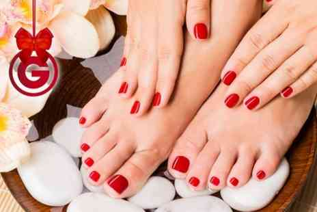 Beauty Beehive - Gel Polish For Fingers and Toes - Save 50%
