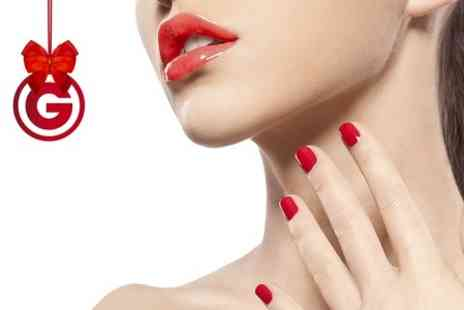 I M Beauty - Shellac Manicure or Pedicure  or Both - Save 60%