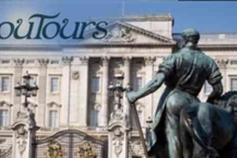 Coutours - Queen Elizabeth II Diamond Jubilee Walking Tour - Save 67%